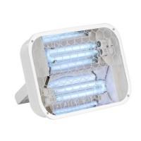 Lampa bactericida/germicida UV-C pentru suprafete, Lena Lighting, 36 W, 15 mp, protectie IP20, stativ si strap perete
