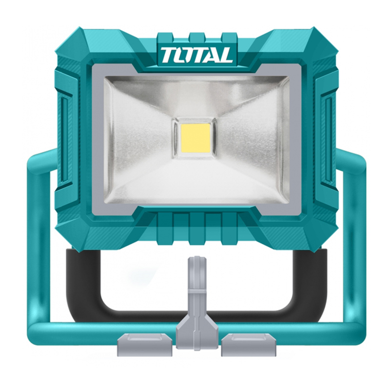 Lampa de lucru Total, 20 W, 20 V, 750/1500 lm, LED, 2 nivele luminare 2021 shopu.ro