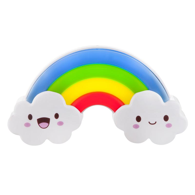 Lampa de veghe tip curcubeu, LED, USB, Multicolor