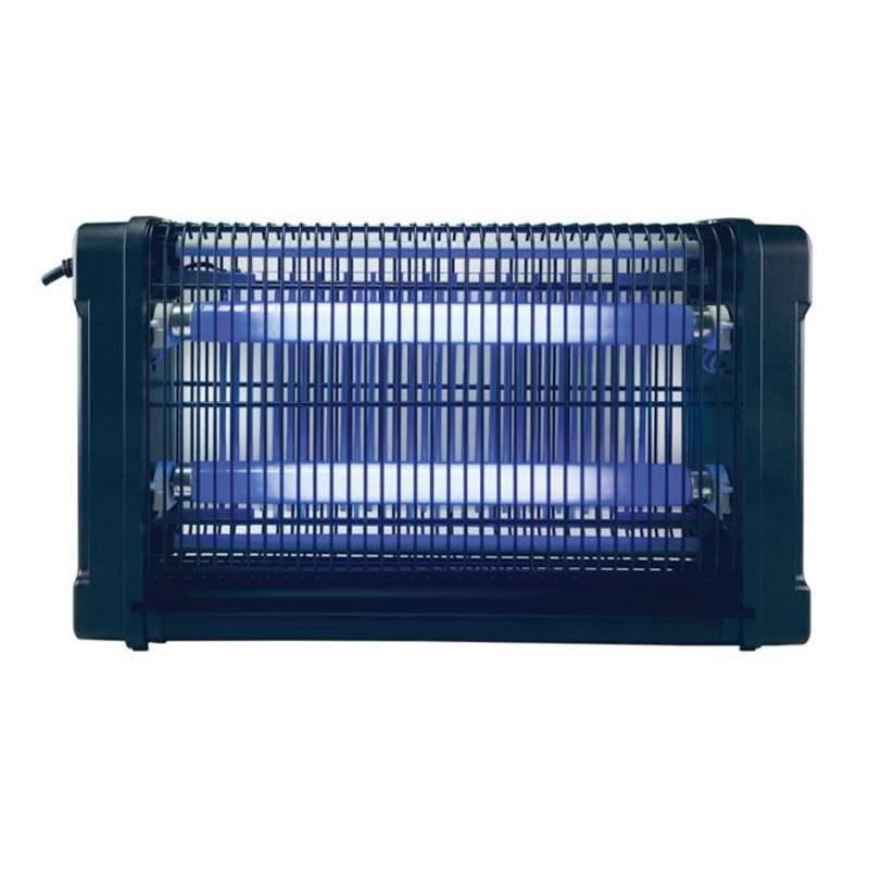 Lampa impotriva insectelor Zanzariera Beper, 2 x 10 W, 80 mp, tava colectare