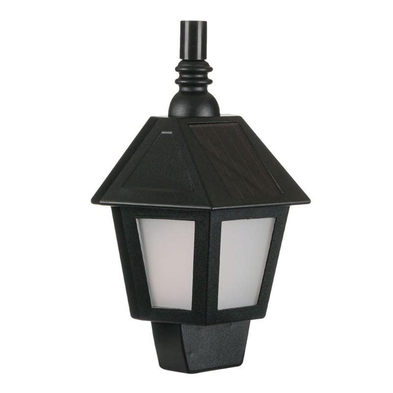 Lampa solara cu senzor, LED, 19 x 28 cm, montare perete shopu.ro