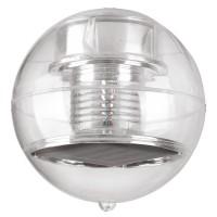 Lampa solara plutitoare Hoff TH024B, PVC, LED, 11 cm