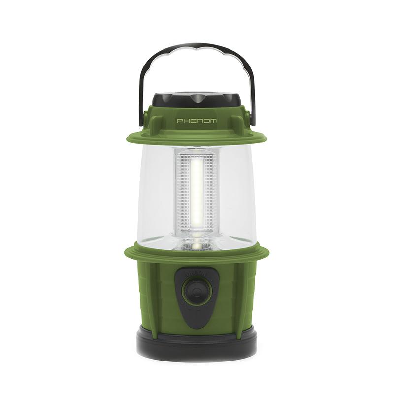 Lampa camping Delight, 8 W, 3 x AA, COB-LED, iluminare circulara 2021 shopu.ro
