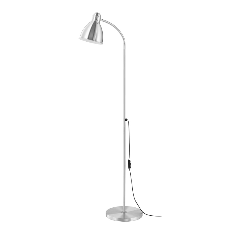 Lampadar metalic, 20 W, inaltime 131 cm, brat flexibil 2021 shopu.ro