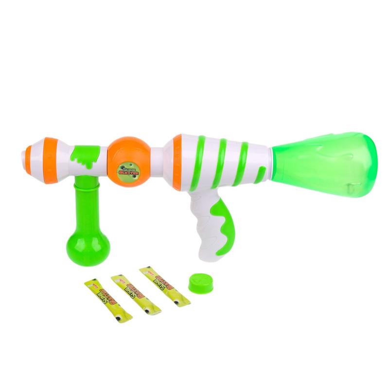 Lansator Slime Blaster, 12 x slime, 5 ani+ 2021 shopu.ro
