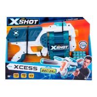 Lansator X-Shot Excess, 12 gloante incluse, 8 ani+