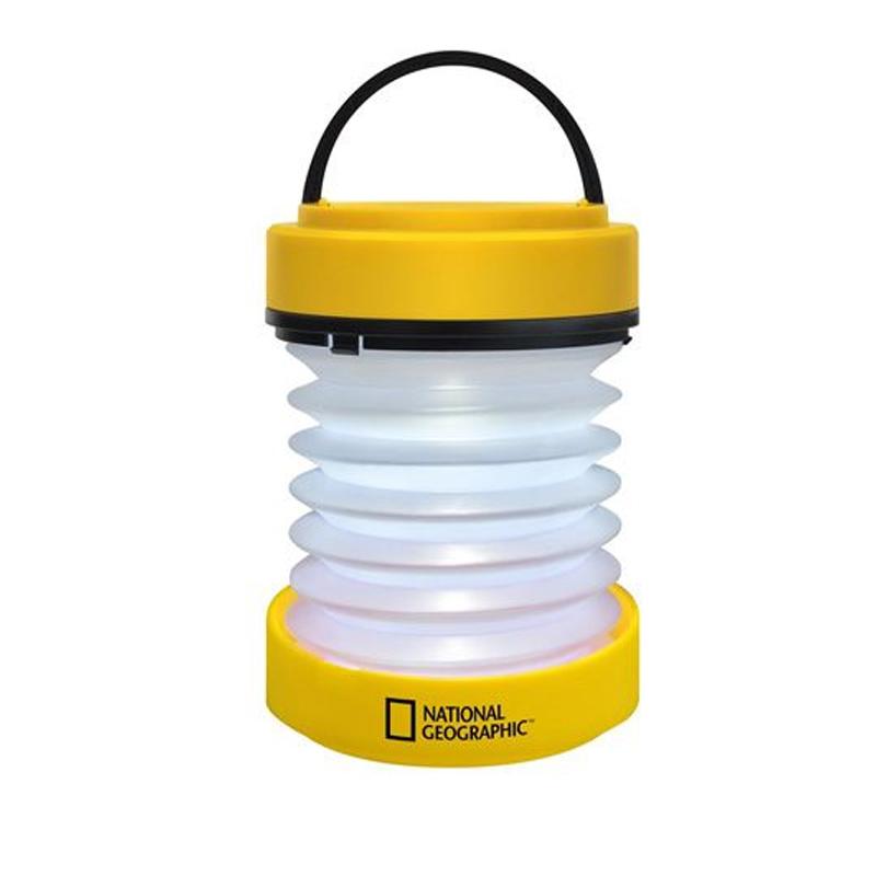 Lanterna Dynamo National Geographic, LED, 2 nivele luminozitate shopu.ro