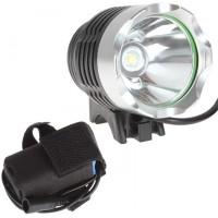 Lanterna LED pentru bicicleta Blade Pro, 3000 lm, acumulator 6400 mAh, material aluminiu