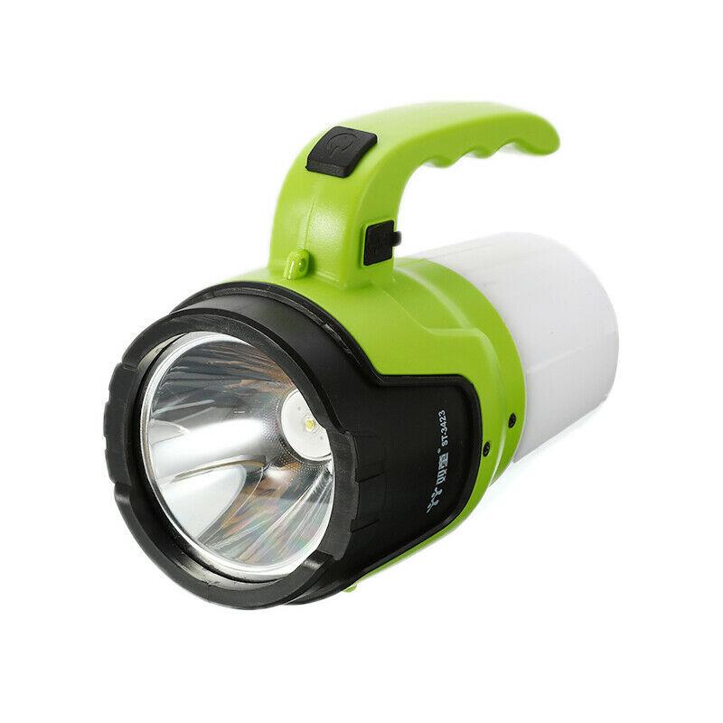 Lanterna LED 3 in 1 CampingLight, 10 W, 1200 mAh, 500 lm, USB, 3 functii 2021 shopu.ro