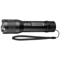 Lanterna LED Goobay, 20 W, 1500 lm, negru
