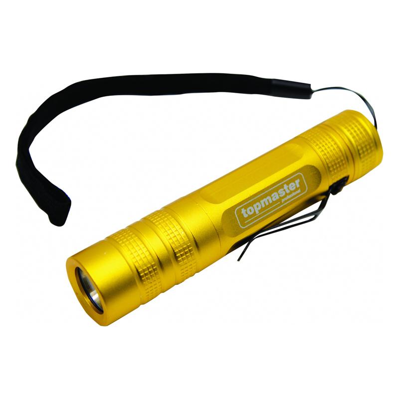 Lanterna LED Topmaster, 3 W, 120 m, 150 lm, LED, magnetica 2021 shopu.ro