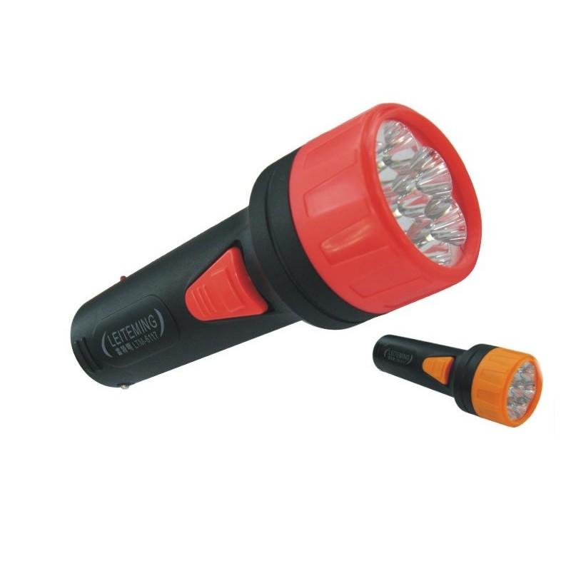 Lanterna cu led si acumulator LTM-6117A