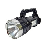 Lanterna cu leduri si incarcare solara YW6870, 120 m, 8 x LED