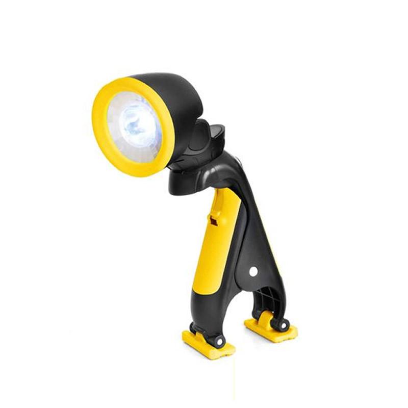 Lanterna cu suport de montaj National Geographic, LED CREE 2021 shopu.ro