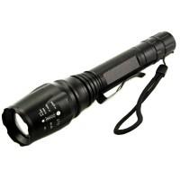 Lanterna cu zoom Ultrafire CREE 688-T6, 1200 W, 1000 lm, 3 faze iluminare