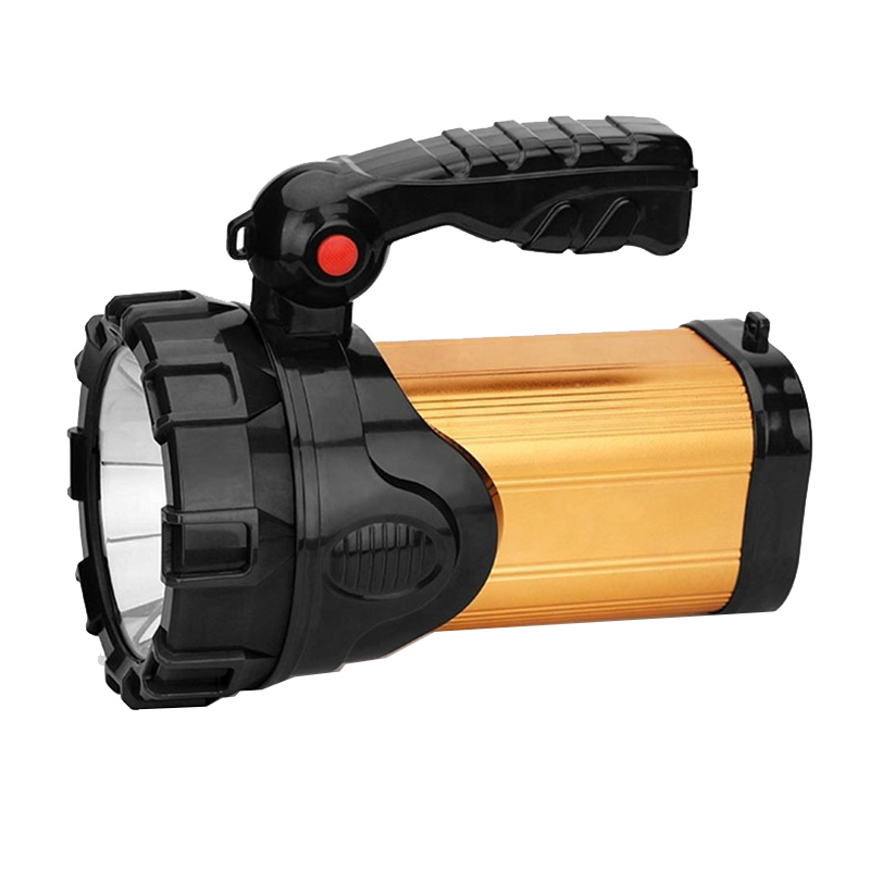 Lanterna de mana Weidasi WD-571, 20 W, USB, functie powerbank, acumulator reincarcabil 2021 shopu.ro