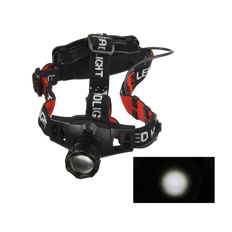 Lanterna frontala ZT-6521