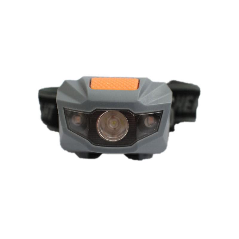 Lanterna frontala cu LED Well, 100 lm, raza actiune 10 m 2021 shopu.ro