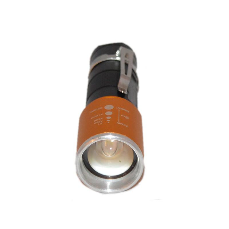 Lanterna cu led si zoom BL-B32