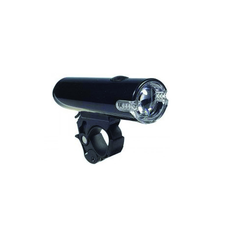 Lanterna pentru bicicleta Condor, 2 functii, alimentare 3 x AAA, Negru 2021 shopu.ro