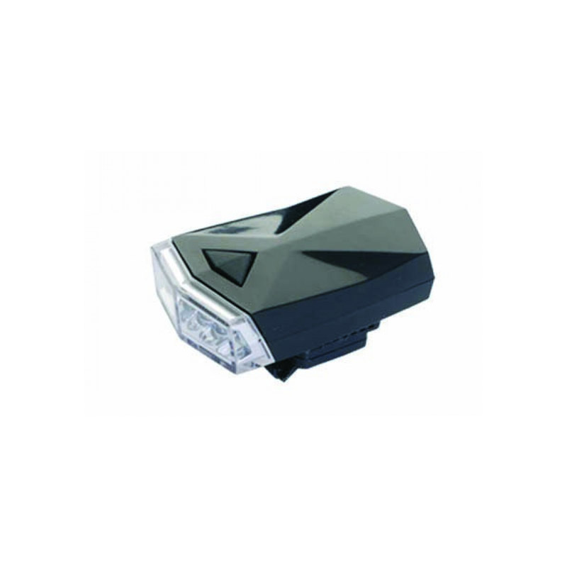 Lanterna pentru bicicleta Sonic, 3 functii, alimentare 3 x AAA, Negru 2021 shopu.ro