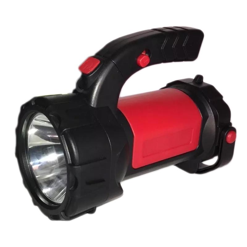 Lanterna reincarcabila T-80, LED, 10 W T6, USB, 1400 lm shopu.ro