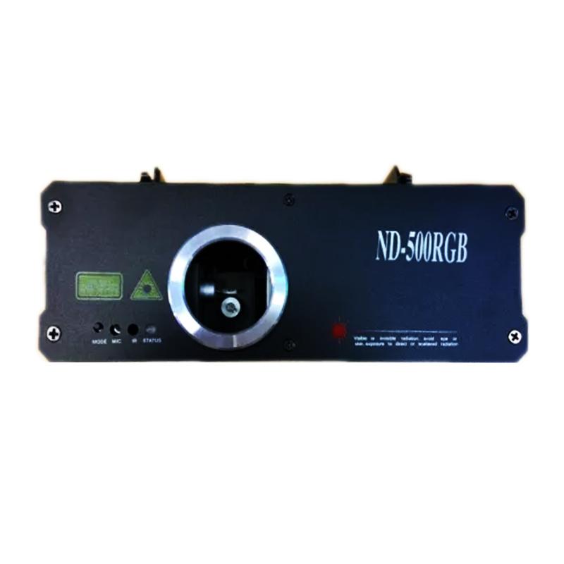 Laser grafic cu tastatura ND-500RGB, microfon incorporat