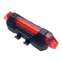Led reincarcabil pentru bicicleta AQY-093, USB, 4 moduri iluminare