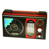 Radio MP3 portabil Leotec LT-905UAR, 10 benzi