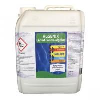 Lichid contra algelor pentru piscina Algenix, 5 l