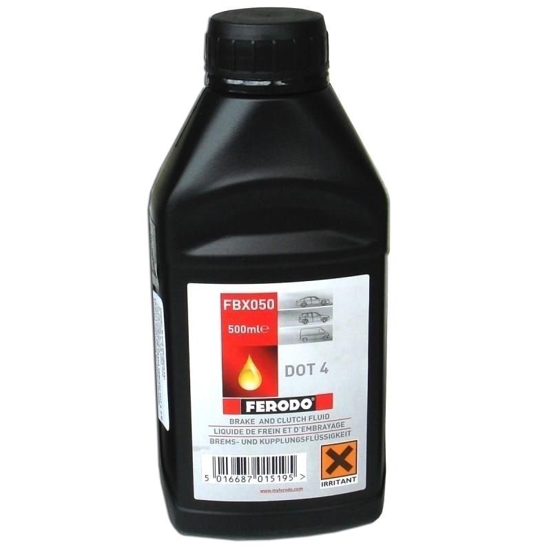 Lichid de frana DOT 4 Ferodo, 500 ml 2021 shopu.ro