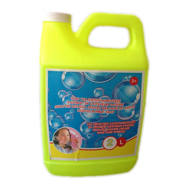 Lichid pentru baloane din sapun, 2 l 2021 shopu.ro
