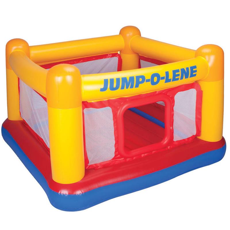 Spatiu de joaca gonflabil Intex Jump-O-Lene, multicolor 2021 shopu.ro