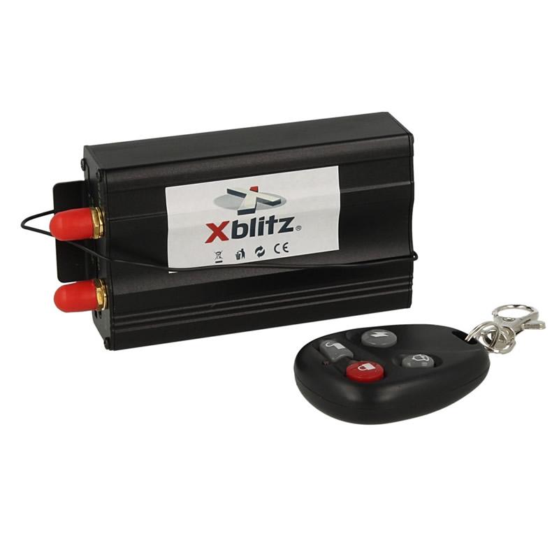 Localizator auto prin GPS G2000 Xblitz, precizie 6 m 2021 shopu.ro