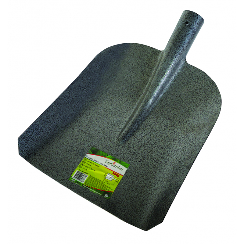 Lopata patrata Top Garden, 280 x 230 mm, otel 2021 shopu.ro