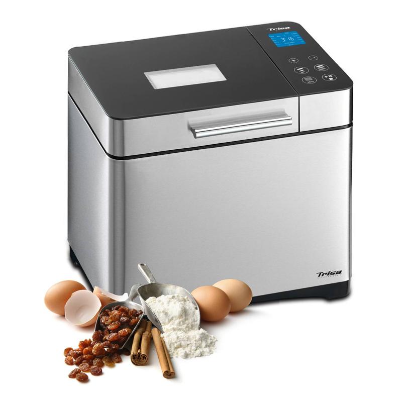 Masina de paine Gourmet Trisa, 710 W, capacitate 1 kg