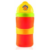 Cana Mebby Easycup 18+, cu pai si capac