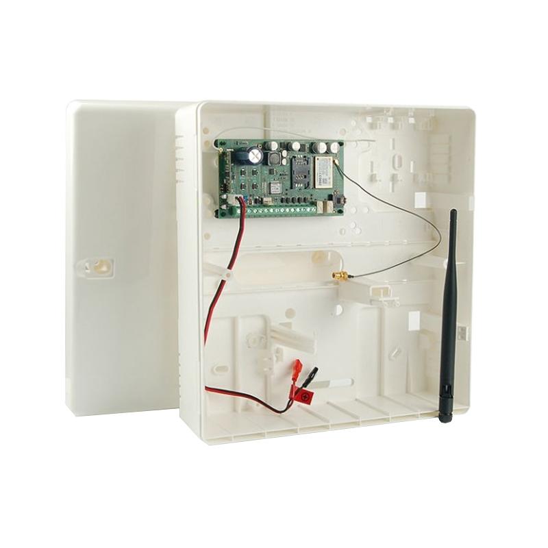 Kit sistem de alarma wireless Satel, 2 iesiri programabile 2021 shopu.ro