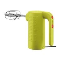 Mixer de mana Bistro Lime Green Bodum, 200 W, Verde