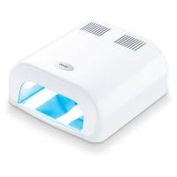Lampa UV pentru unghii Beurer, 36 W, 4 tuburi