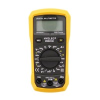 Multimetru digital MS8233B Hyelec, 6 functii