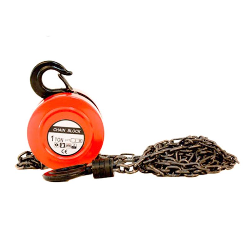Macara tip scripete cu lant Chain Block, 400 kg 2021 shopu.ro