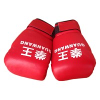 Manusi de box Quanwang, Rosu
