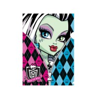Mapa Monster High Zipper