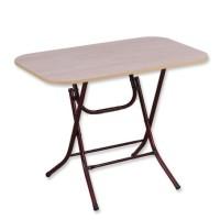 Masa pentru bucatarie pliabila Zilan, 50 x 80 cm, picioare metal