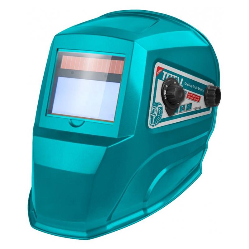 Masca automata pentru sudura Total, vizor 98 x 43 mm, filtru DIN shopu.ro