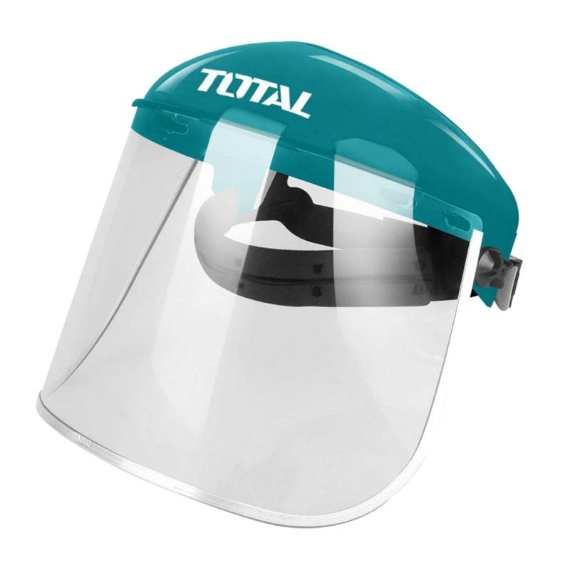 Masca cu viziera de protectie Total, reglabila, banda antibacteriana 2021 shopu.ro