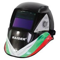 Masca de sudura cu cristale lichide DIN 9-13 Raider, material PP, 2 senzori