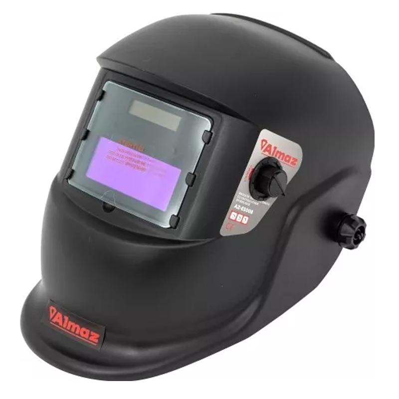 Masca de sudura cu reglaj automat Almaz Rose, sudura MMA/MIG/MAG/TIG, filtru UV shopu.ro