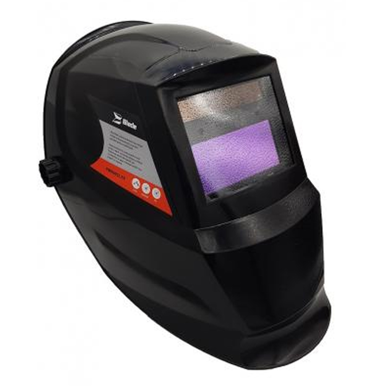 Masca de sudura tip casca Blade 5500A, filtru protectie UV, sudura MMA/MIG/MAG/TIG, functie Grinding 2021 shopu.ro